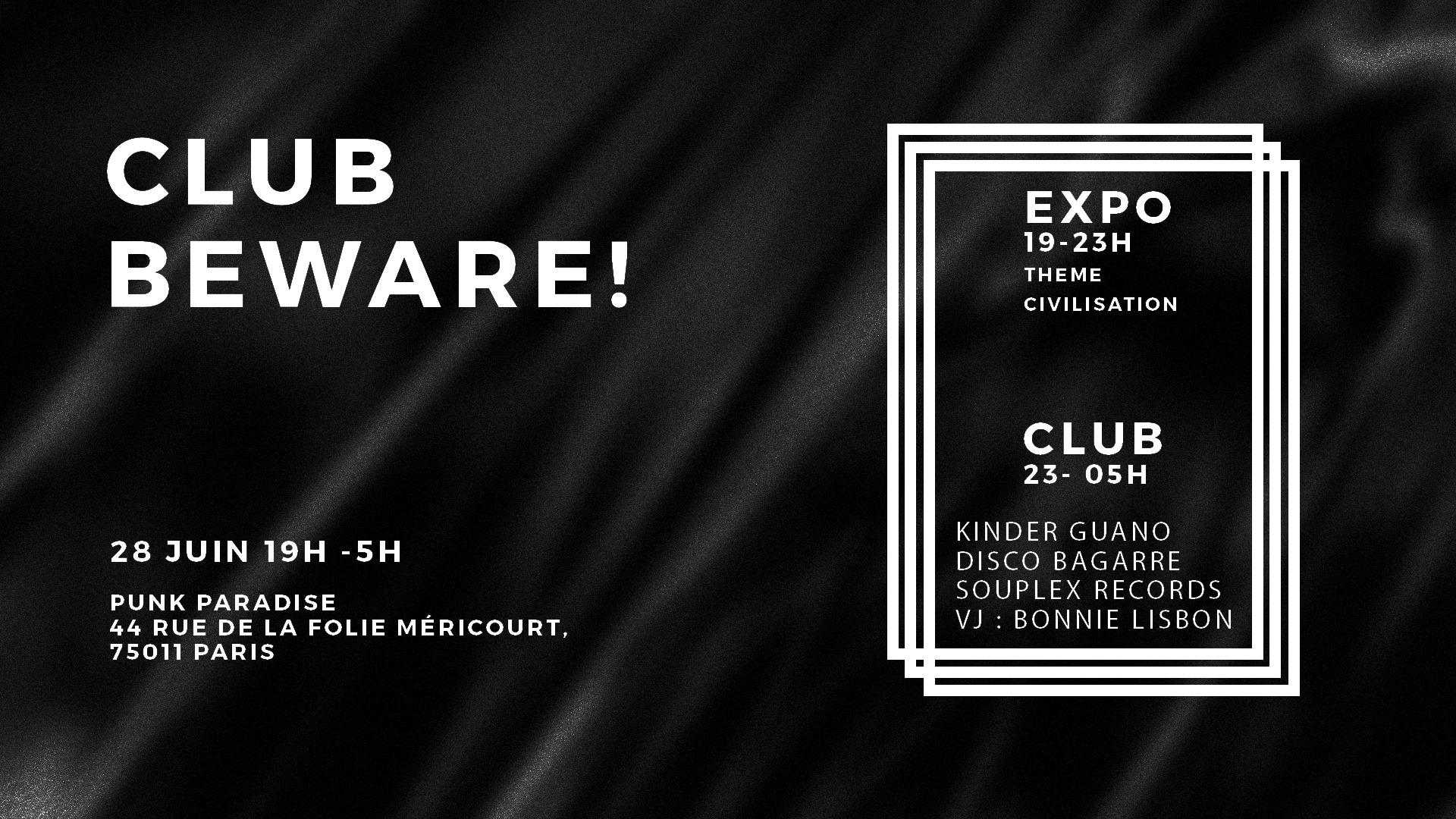 club beware 2