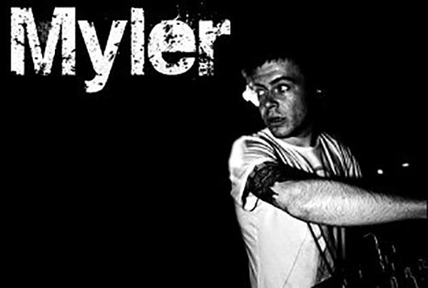Le Dj/producteur Dean Myler.