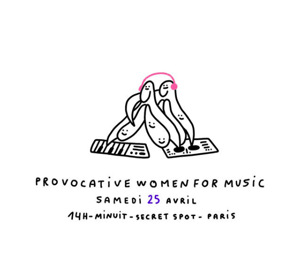 Provocative Women for Music