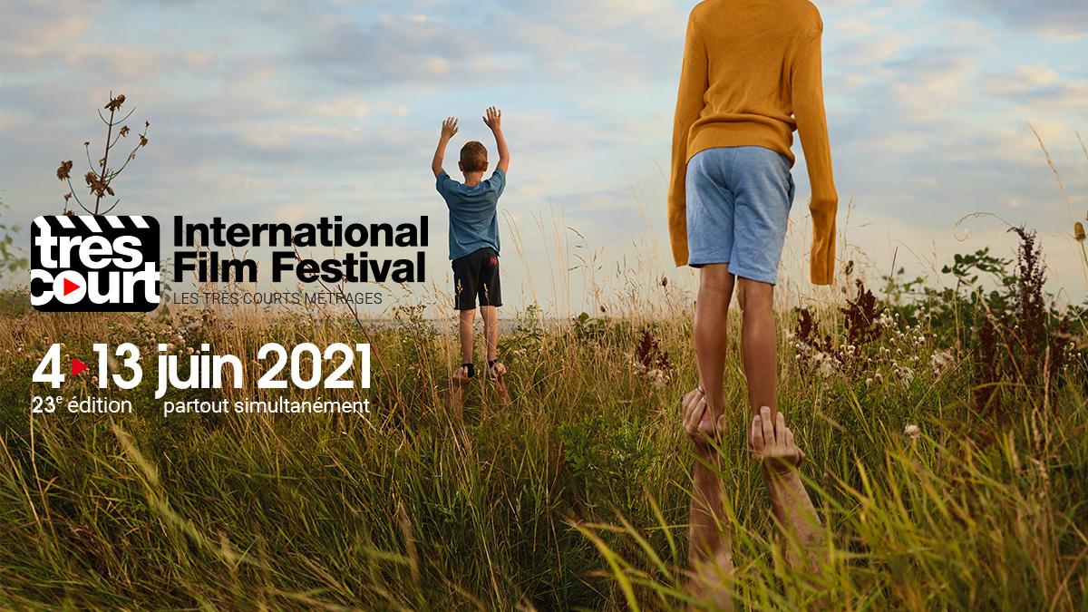 2021 Affiche du très court international film festival 2021