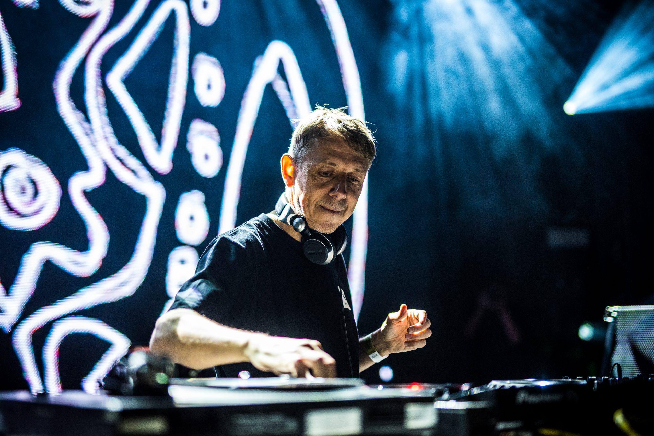 Le DJ Gilles Peterson qui mixera à la ZUT de Paris