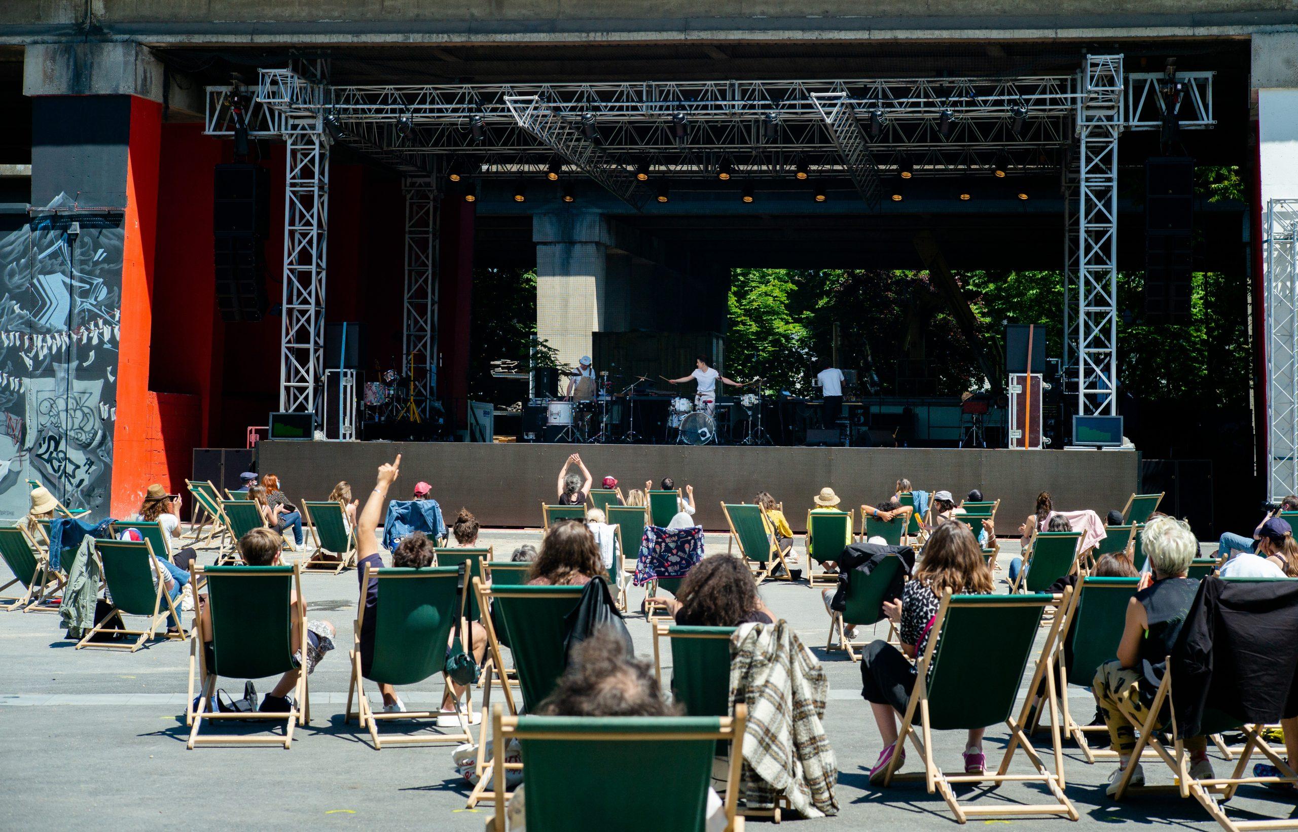 ZUT : Zone d'Urgence Temporaire Artistique s'installe à La Villette à Paris